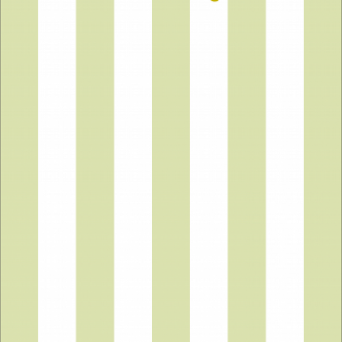 Tiny Deckchair  with Taupe Stripes