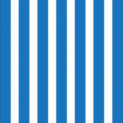 Blue Stripes print for Giant Deckchair