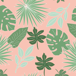 Botanicals print for Croyde - Classic