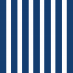 Dark Blue Stripes print for Giant Deckchair