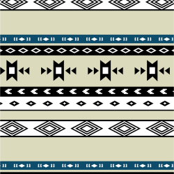 Tribal print for Elbury - Junior