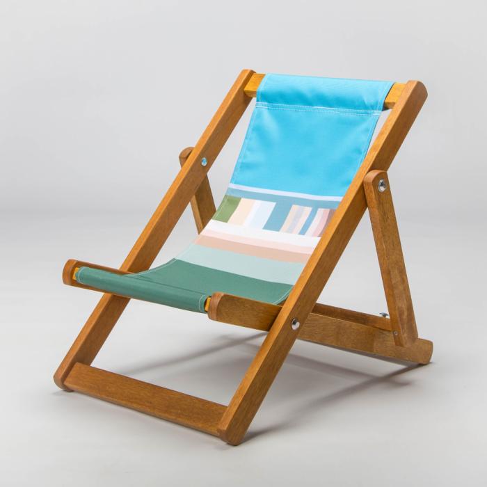 Tenby inspired deckchair