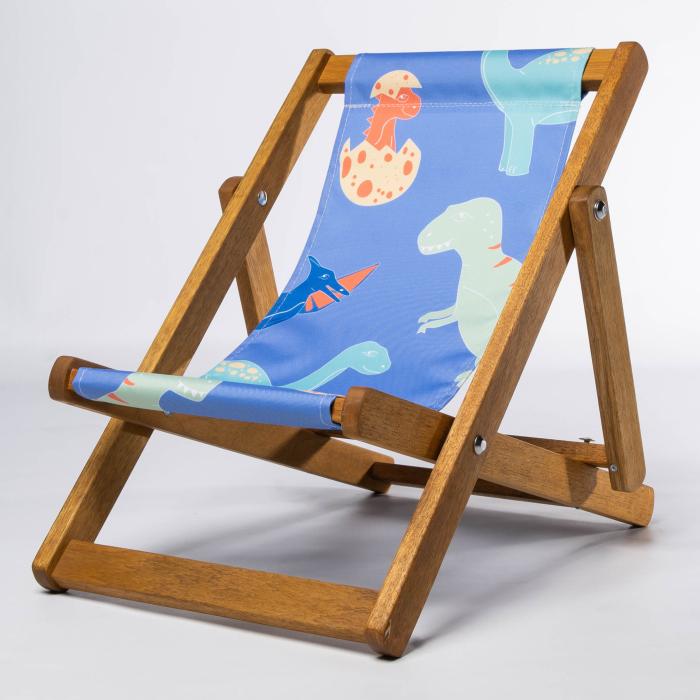 Dinosaurs print for Bantham Deckchair