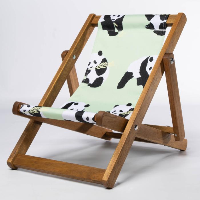 Panda print for Bantham Deckchair
