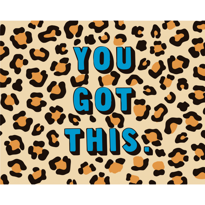 You Got This Canvas Print