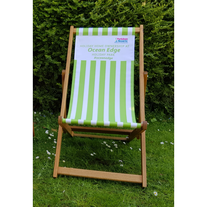 Design Your Own - Croyde Deckchair - Classic deckchair