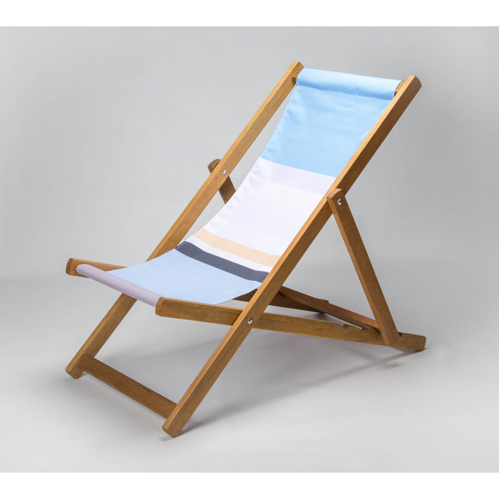 Brighton print for Croyde Deckchair