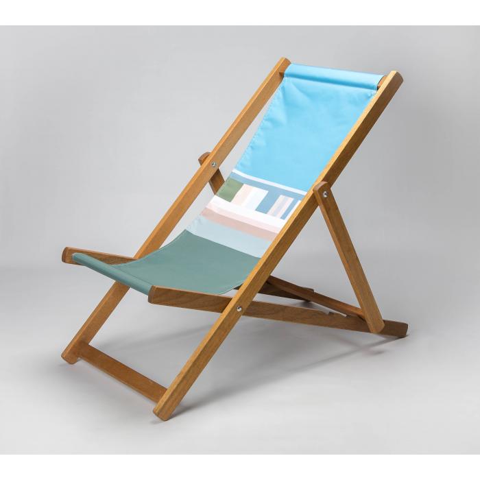 Tenby deckchair design