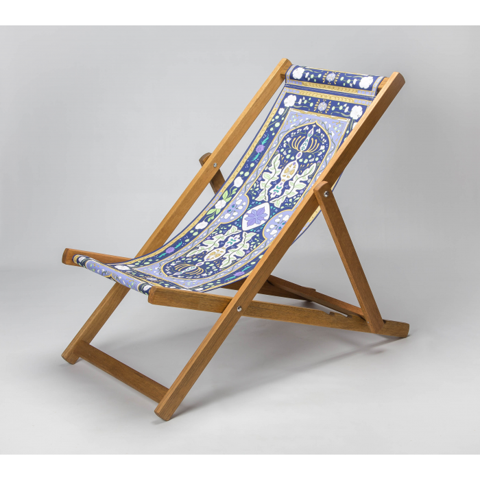 Twilight Tapestry print for Croyde Deckchair