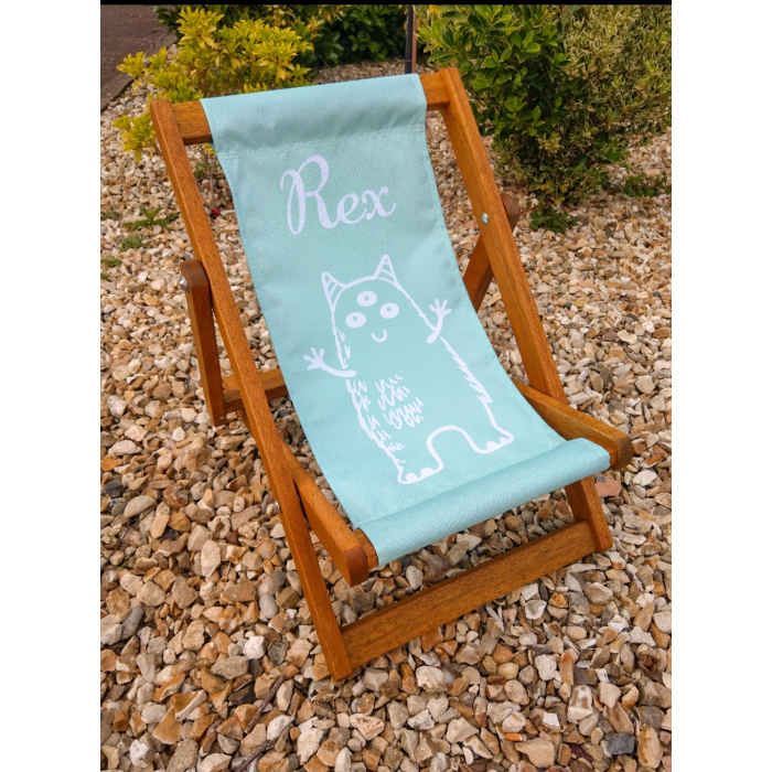 Design Your Own - Elbury Deckchair - Junior deckchair